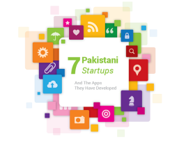 7 Pakistani Startups, And The Apps They Have Developed