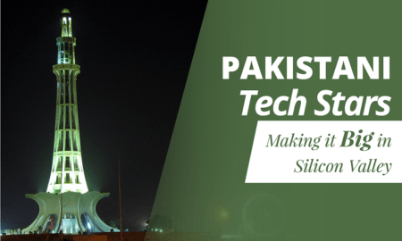 Pakistani Tech Stars Making it Big in Silicon Valley