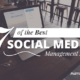 7 of the Best Social Media Management Apps