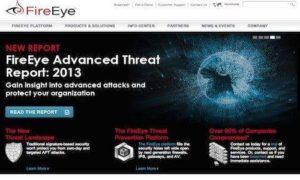 FireEye- Internet Security Specialist