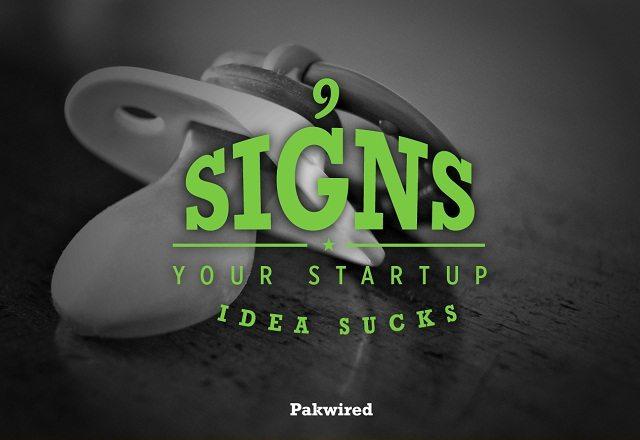 startup idea sucks
