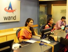 Warid Announcement