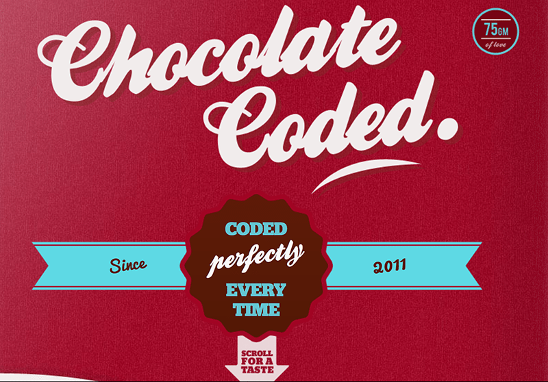 Chocolate Coded