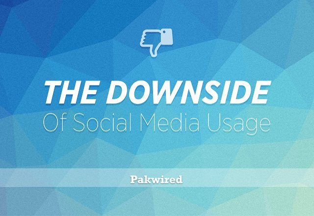 The Downside of Social Media Usage