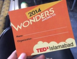 TEDxIslamabad Invite