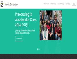 2014-2015 Class - Invest2Innovate Accelerator Program
