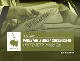 Dissecting Pakistan's Most Successful Kickstarter Campaign
