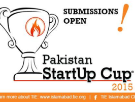 Startup Cup Pakistan 2015