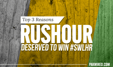 Top 3 Reasons RusHour Deserved to Win #SWLHR