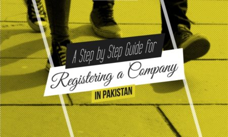 A-Step by Step Guide for Registering a Company in Pakistan
