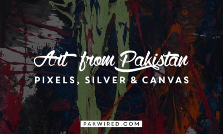 Art from Pakistan