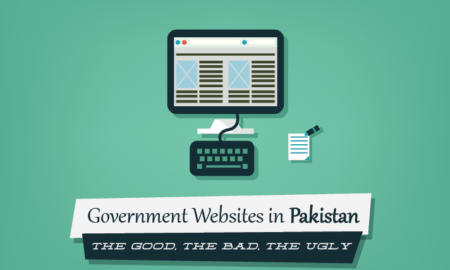 Government Websites in Pakistan The Good, the Bad, the Ugly