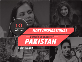 10 of the Most inspirational Female Speakers of Pakistan