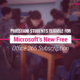 Pakistani Students Eligible for Microsoft's New Free Office 365 Subscription