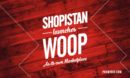 Shopistan launches Woop as its own Marketplace