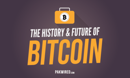the history and future of bitcoins