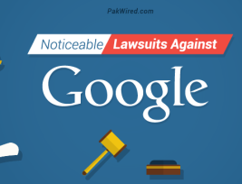 Noticeable Lawsuits Against Google