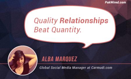 Social media tips Quality Relationships Beat Quantity