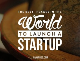 The Best Places in the World to Launch a Startup #Infographic