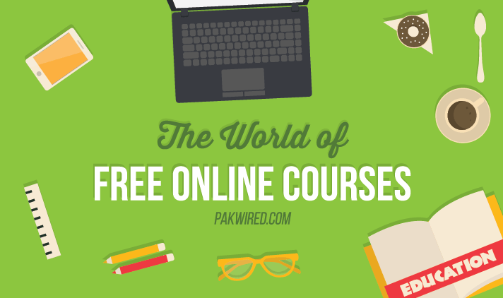 The World of Free Online Courses