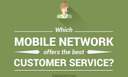 POLL: Which mobile network offers the best customer service (in Pakistan)?