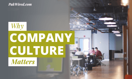 Why Company Culture Matters [infographic]