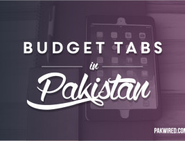 Budget Tabs in Pakistan