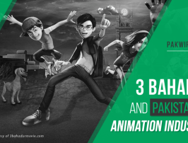 3 Bahadur and Pakistan's Animation Industry