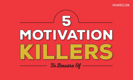 5 Motivation Killers to Beware Of