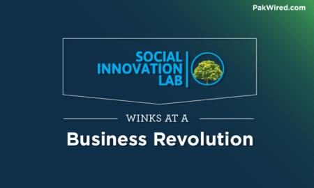 Social Innovation Lab Winks at a Business Revolution