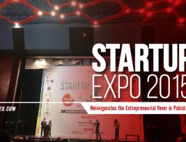 Startup Expo 2015 reinvigorates the Entrepreneurial Fever in Pakistan