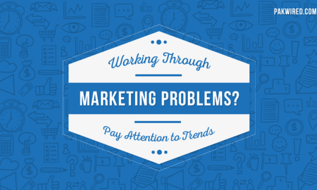 Working Through Marketing Problems? Pay Attention to Trends.