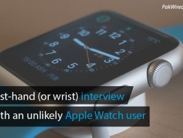 interview with an apple watch user