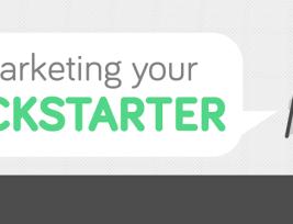 Kickstarter marketing infographic