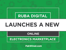 Ruba Digital Launches a new Online Electronics Marketplace