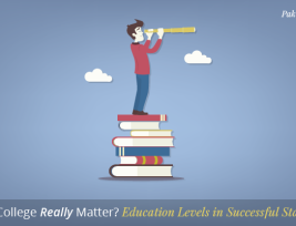 Does College Really Matter? Education Levels in Successful Startups