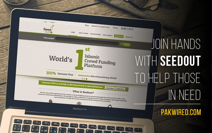 Join Hands with SeedOut to Help Those in Need