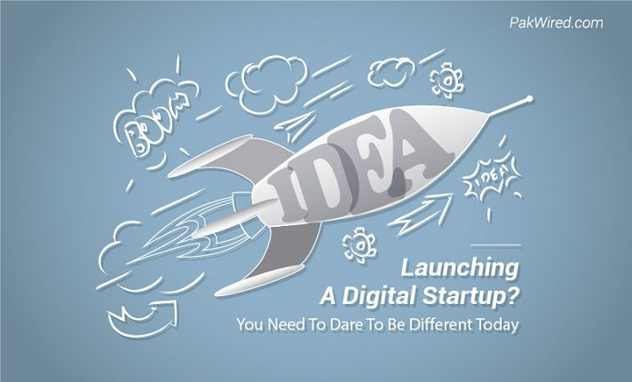 Launching A Digital Startup You Need To Dare To Be Different Today
