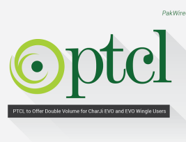 PTCL to Offer Double Volume for CharJi EVO and EVO Wingle Users