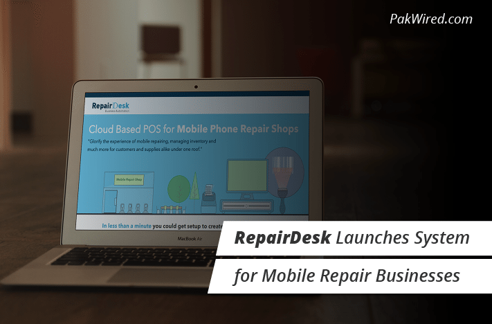 RepairDesk Launches System for Mobile Repair Businesses