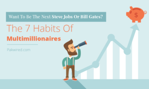 The 7 Habits Of Multimillionaires