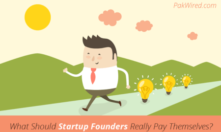 What Should Startup Founders Really Pay Themselves?