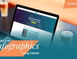 canva for infographics