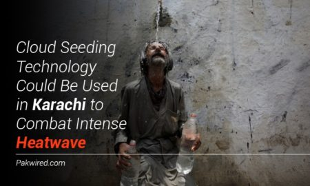 Cloud Seeding Technology Could Be Used in Karachi to Combat Intense Heatwave