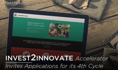 Invest2Innovate Accelerator Invites Applications for its 4th Cycle