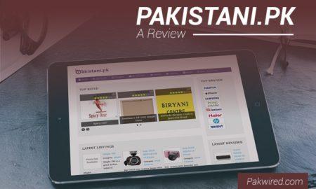 Website Review: Pakistani.pk