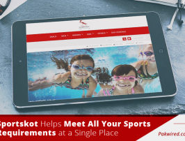 Game for it: Sportskot Helps Meet All Your Sports Requirements at a Single Place