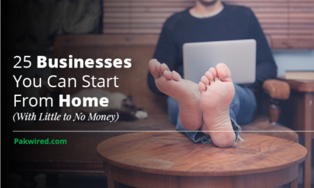 25 Businesses You Can Start From Home