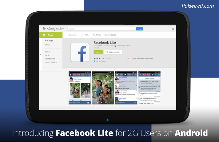 Introducing Facebook Lite for 2G Users on Android