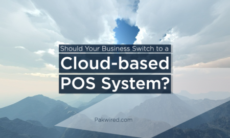 Should Your Business Switch to a Cloud-based POS System